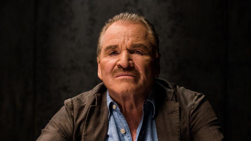 Schauspieler Fritz Wepper: Facelifting mit 73 Jahren!