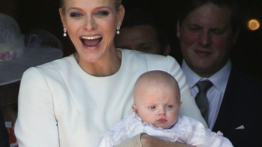 Charléne plaudert: Monaco-Prinz Jacques hat schon geknutscht