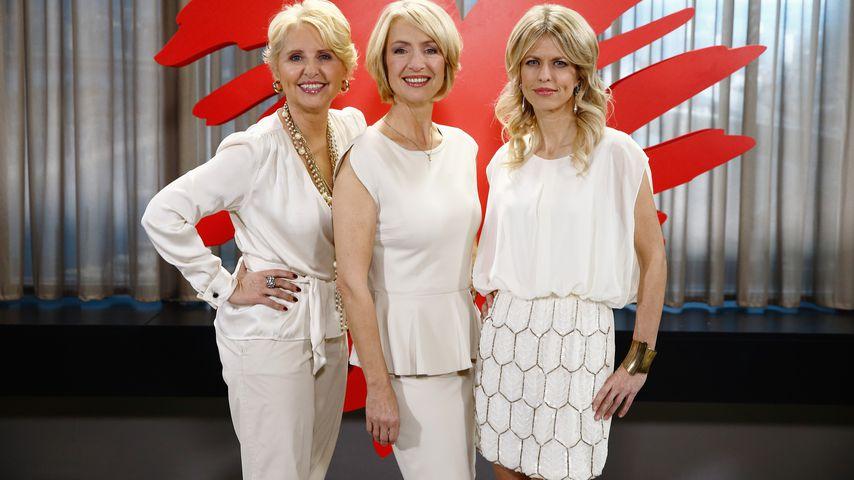 Gabriele Metzger, Martina Servatius und Miriam Lahnstein
