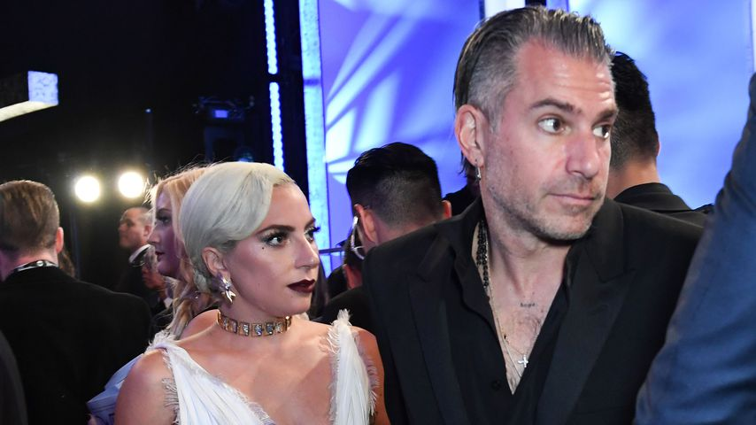 Lady Gaga und Christian Carino bei den Screen Actors Guild Awards 2019