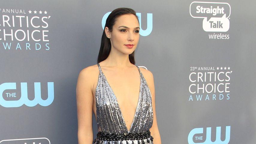 Gal Gadot bei den Critics' Choice Awards 2018