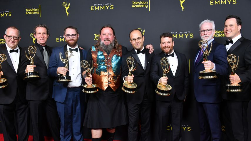 """Game of Thrones""-Cast bei den Creative Arts Emmy Awards 2019"