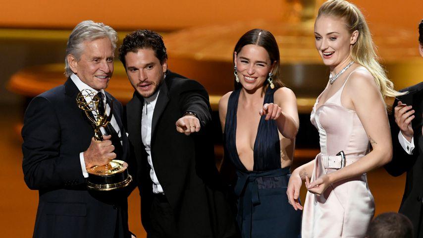 """Der Cast von """"Game of Thrones"""" bei den 71. Emmy Awards"""