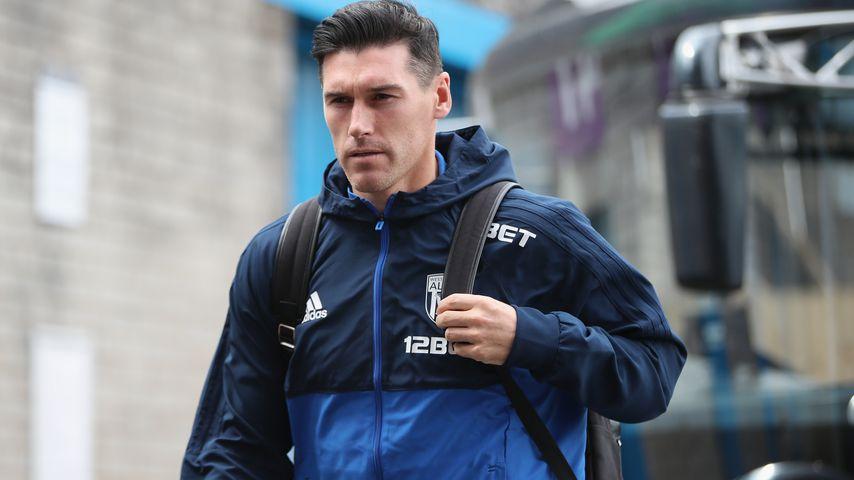 Gareth Barry, britischer Kicker