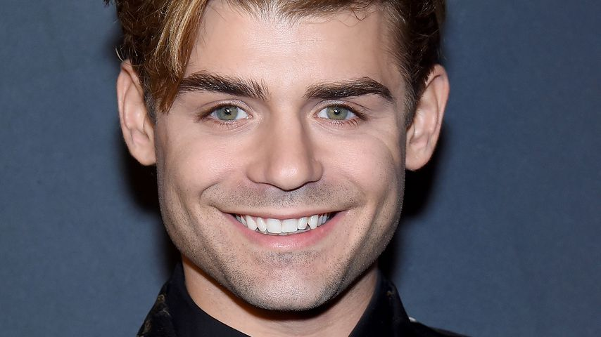 Garrett Clayton in Los Angeles