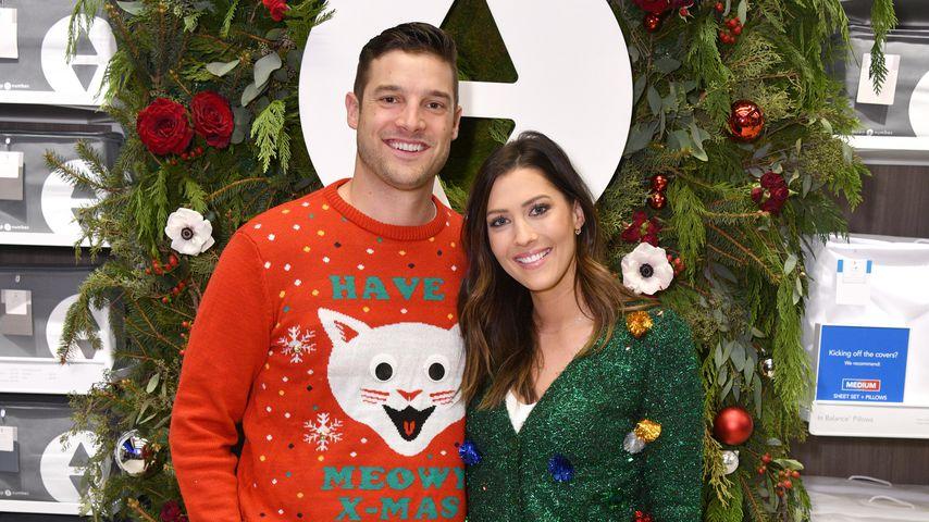 Garrett Yrigoyen und Becca Kufrin im Dezember 2018