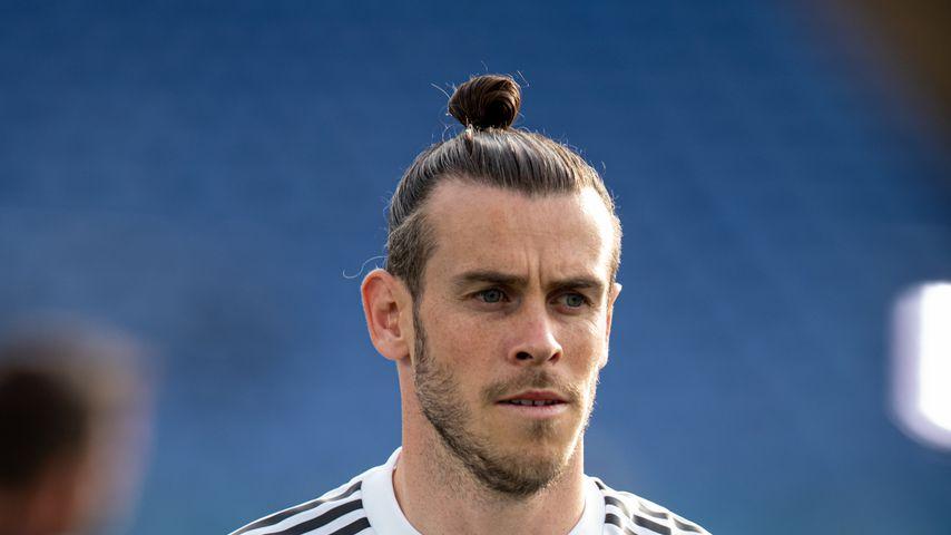 Fußballstar Gareth Bale ist zum vierten Mal Vater geworden