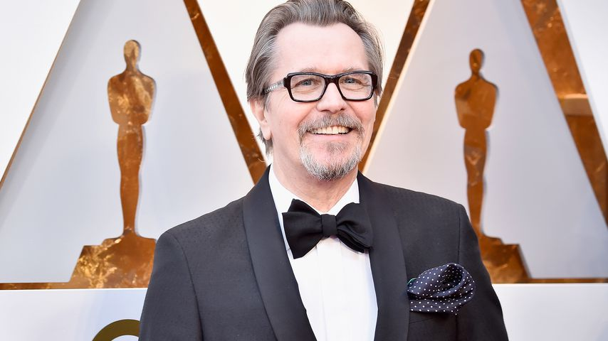 Oscars 2018: Gary Oldman ist der beste Hauptdarsteller!