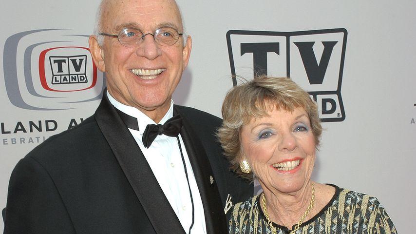 Gavin MacLeod und Parri MacLeod bei den TV Land Awards, 2005