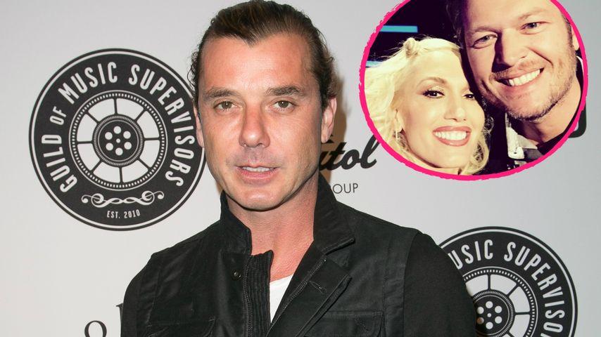 """Gavin Rossdale: """"Blake nutzt Gwens Trennungsschmerz aus!"""""""