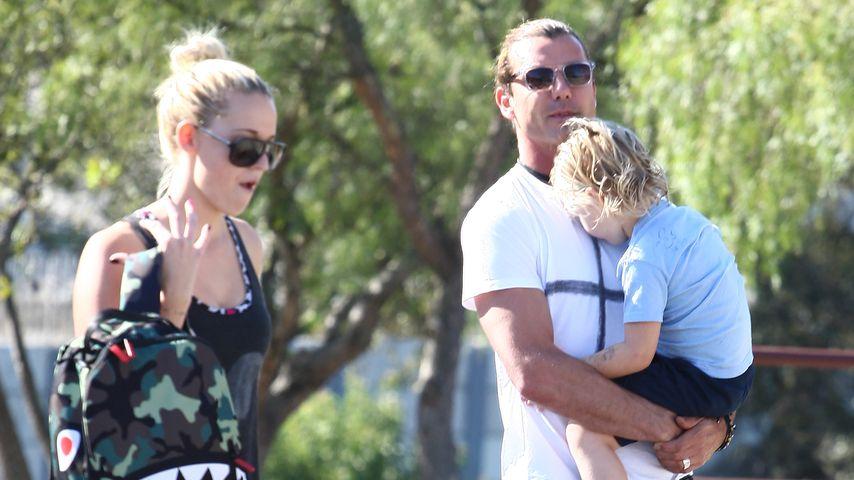 Aus Sorge: Gavin Rossdale hält weiterhin Kontakt zur Nanny!