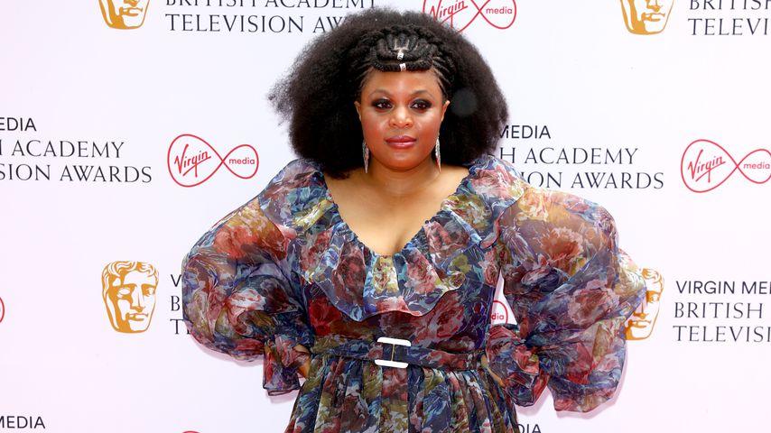 Gbemisola Ikumelo bei den BAFTA TV Awards, 2021