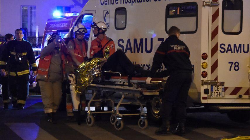 Über 140 Tote in Paris: Geiseldrama bei Rock-Konzert beendet