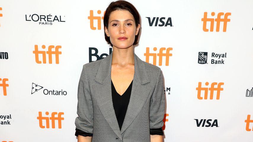 Gemma Arterton beim Toronto International Film Festival 2017