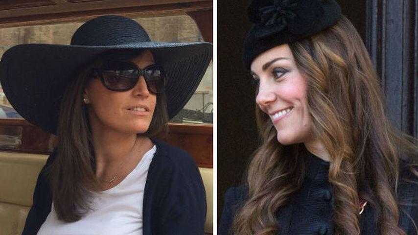 Keine Rivalin für Herzogin Kate: Ihr Double ist verheiratet
