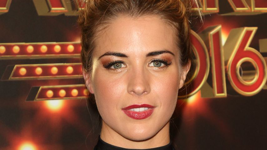 Gemma Atkinson bei den British Soap Awards 2016