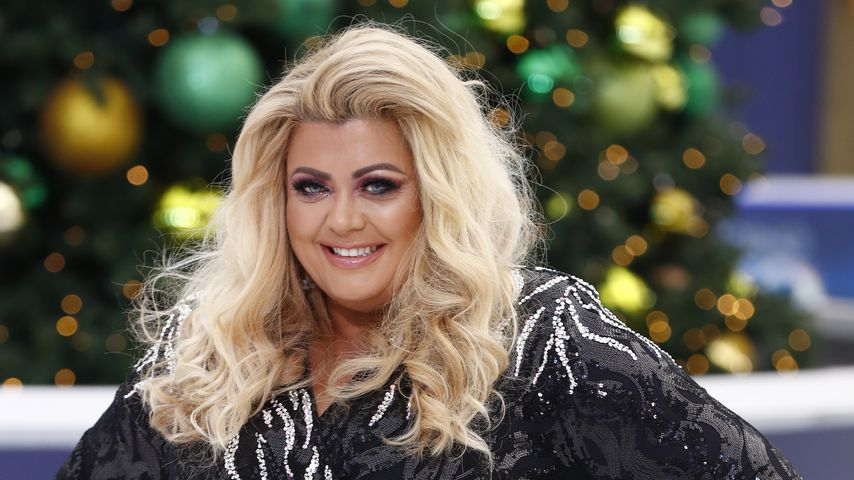 "Gemma Collins bei ""Dancing on Ice"" 2019"