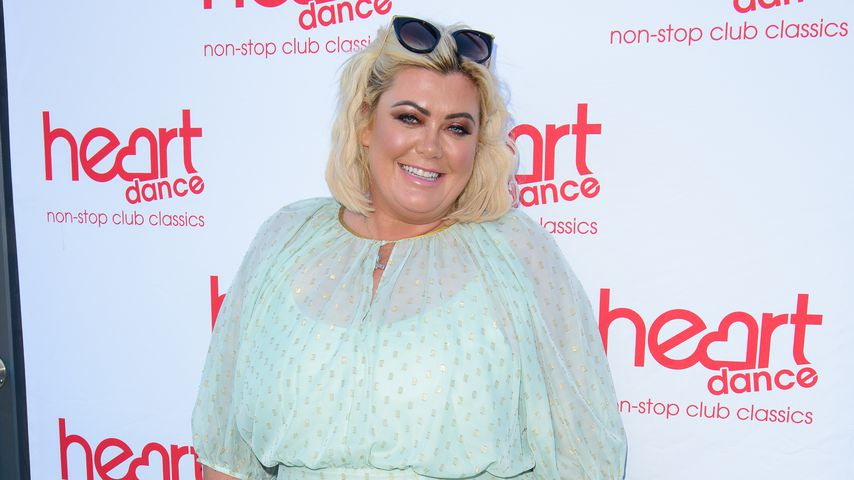 Reality-Star Gemma Collins