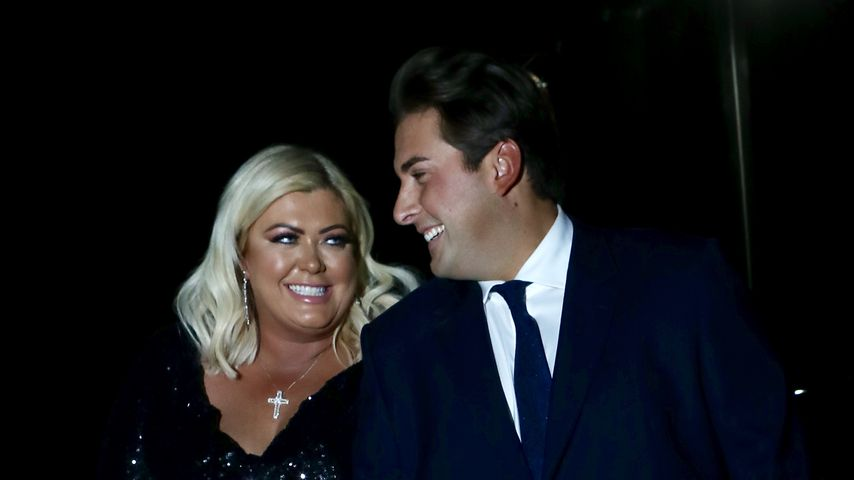 Gemma Collins und James Argent