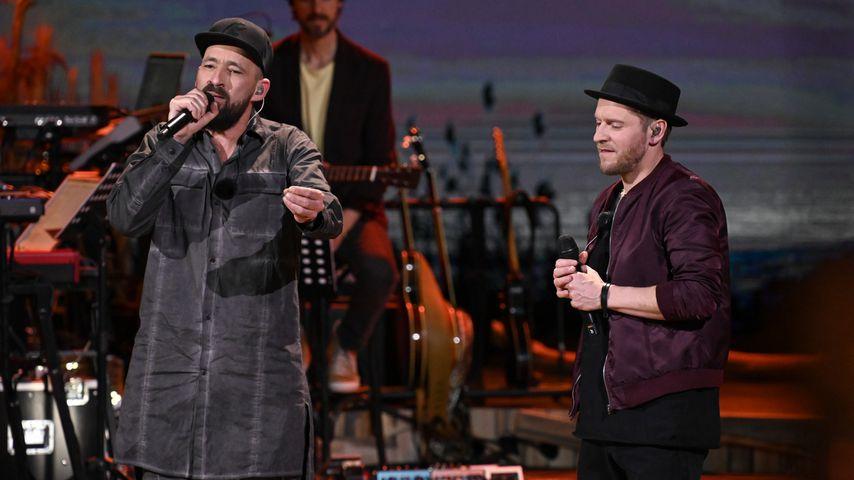 """Gentleman und Johannes Oerding bei """"Sing meinen Song"""""""