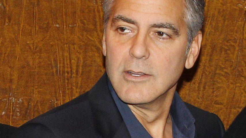 Erhöhte Schutzmaßnahmen für George Clooneys Villa