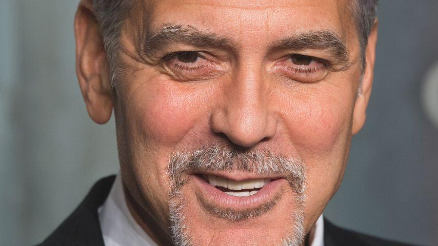 1. Statement: George Clooney verrät Details über Twin-Geburt
