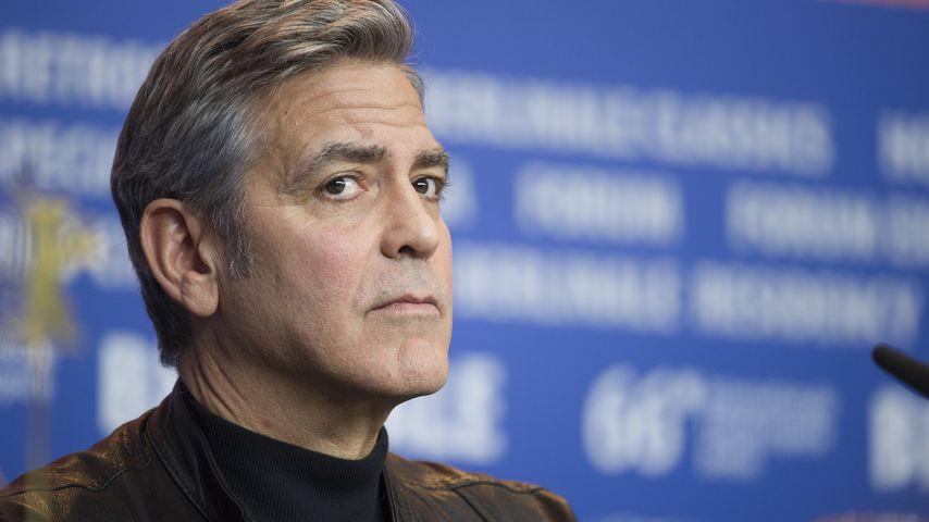 """""""Zustand ungewiss"""": George Clooney mit Roller verunglückt"""