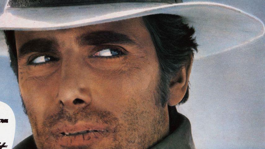 """George Hilton in """"Django – Ein Sarg voll Blut"""" 1968"""