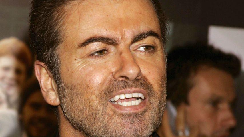 George Michael mit Pneumonie im Krankenhaus!