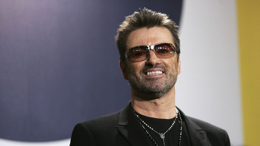 George Michael bei der Berlinale 2005