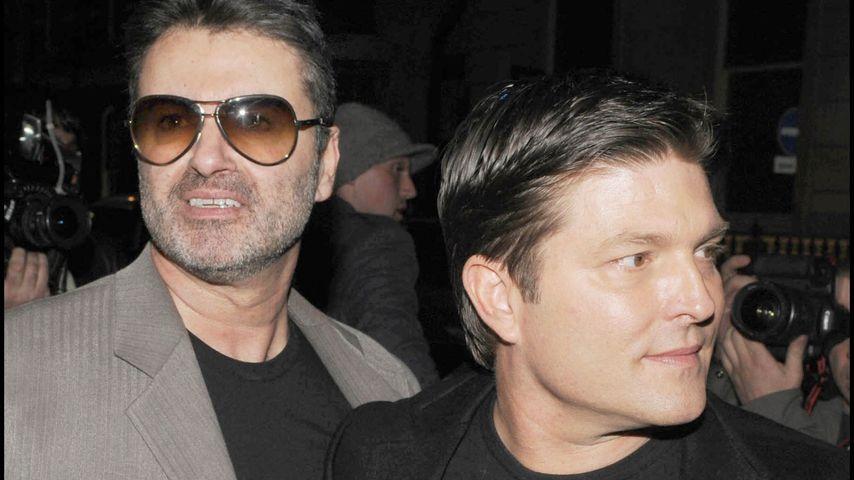 13 Jahre ein Paar: So sehr leidet George Michaels Exfreund