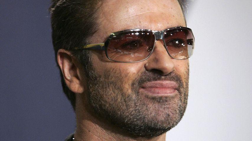 George Michael während der Berlinale 2005