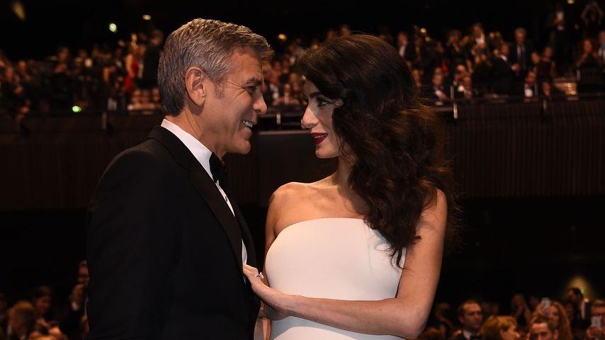 Liebe auf den 1. Blick: So lernten sich George & Amal kennen