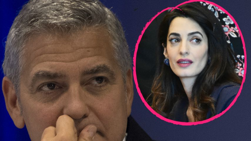 George Clooney: Auch Ehefrau Amal wurde sexuell belästigt!