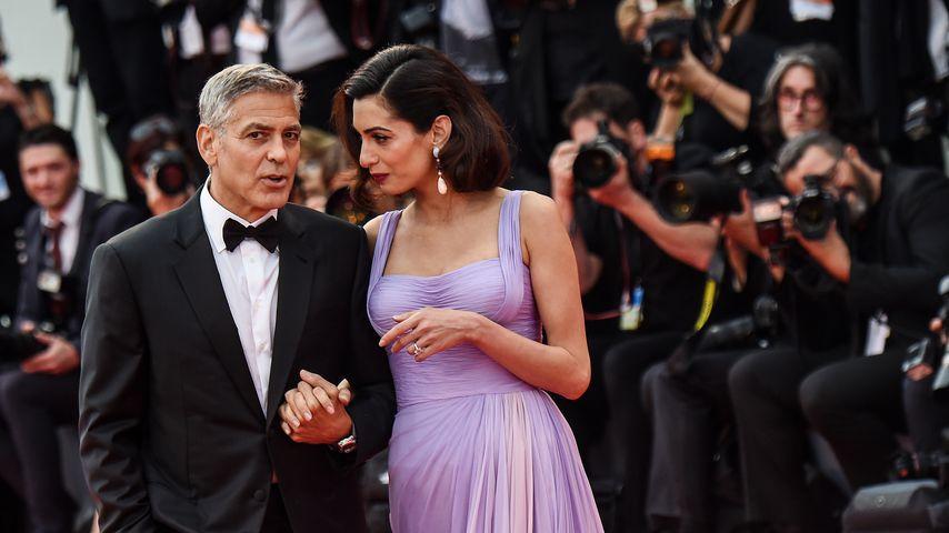 Schock für George & Amal: Ihre Nachbarn wurden ausgeraubt!
