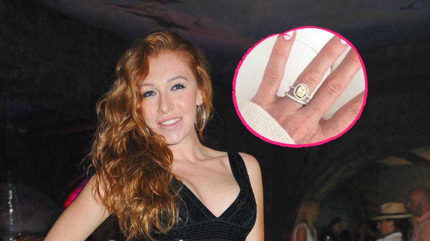 Funkelnde Überraschung: Georgina Fleur hat sich verlobt!