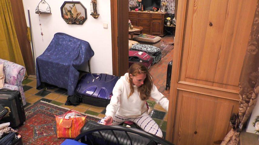 "Georgina Fleur im ""Sommerhaus der Stars"", Folge 2"
