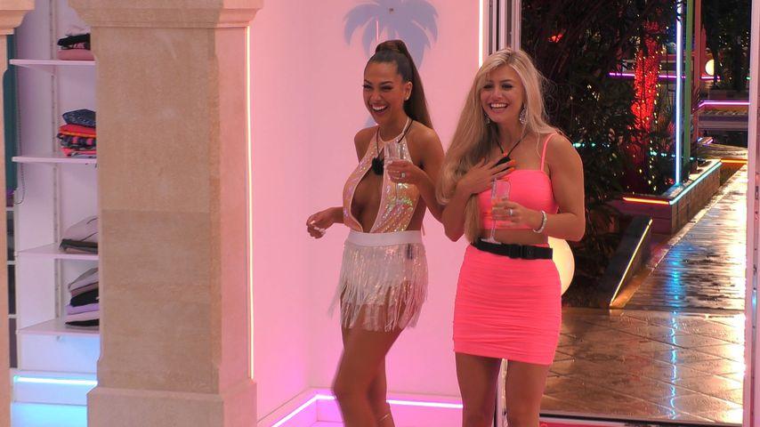 """Geraldine und Chiara bei """"Love Island"""" 2020"""