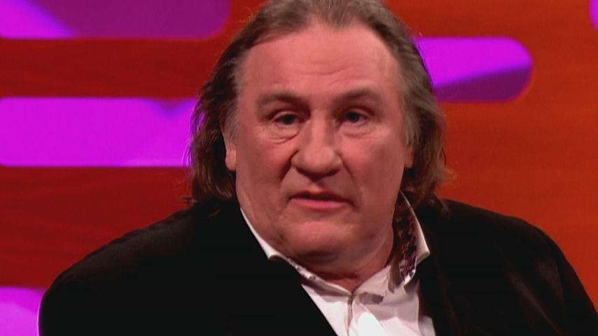 Verurteilt: Gérard Depardieu ist seinen Lappen los