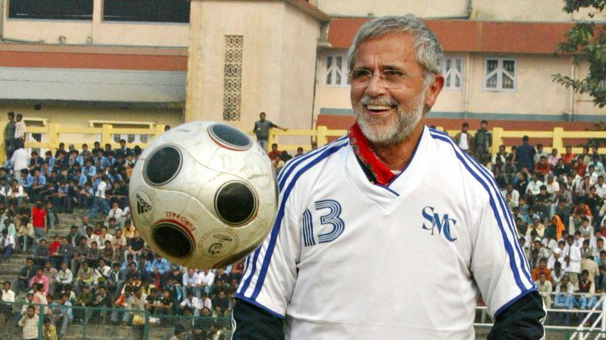 Schock! Fußball-Legende Gerd Müller leidet an Alzheimer