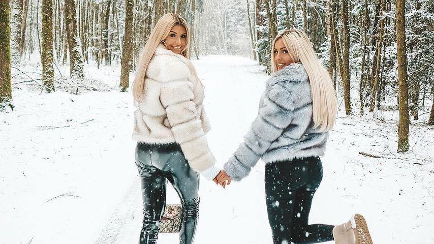 Gerda Lewis und Doreen Petrova im Januar 2019