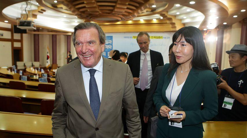 Schon im Mai: Gerhard Schröder zum fünften Mal verheiratet!