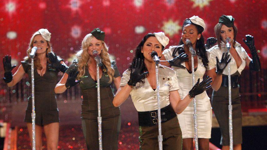 Die Spice Girls bei der Victoria's Secret Fashion Show 2007