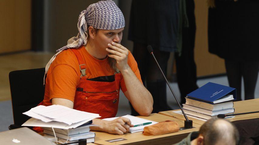 Gerwald Claus-Brunner im Berliner Parlament