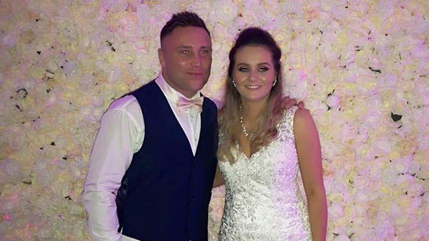 Darts-Weltmeister Gerwyn Price: Das ist seine schöne Frau