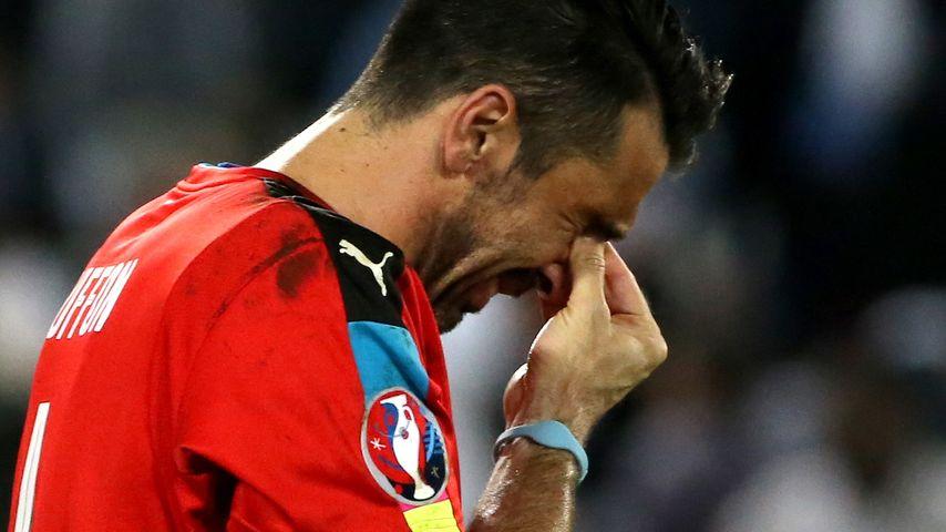 Gianluigi Buffon nach der EM-Achtelfinal-Niederlage gegen Deutschland
