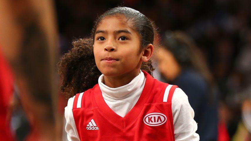 Kobe Bryants Tochter Gianna