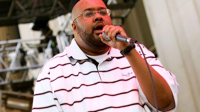 Gift of Gab beim LA Weekly Detour Music Festival im Oktober 2006