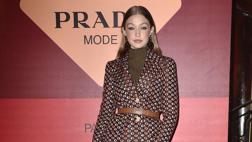 Gigi Hadid im Januar 2020