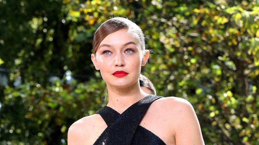 Gigi Hadid im September 2021 in New York City